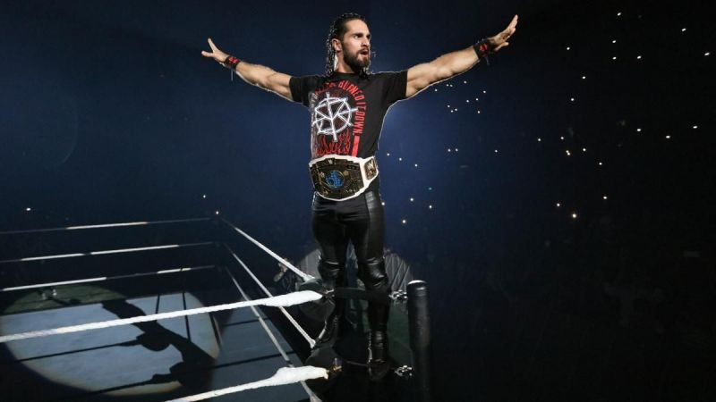 Seth Rollins main eventedan outstanding show in Chile