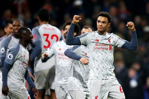 Liverpool will be looking to continue their unbeaten run in the Premier League