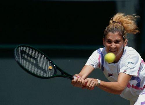 4-time Australian Open champion Monica Seles