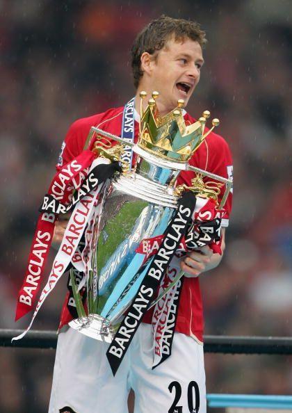 Solskjaer won 6 Premier League titles with United