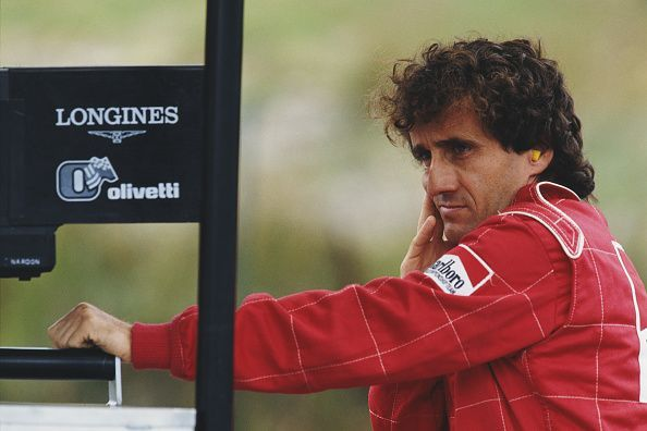 He had rivalries with some of the greatest in the sport and gave F1 great battles and controversy, his feud with Ayrton Senna, being one of the biggest