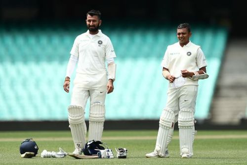 Pujara will be a key member of the Indian squad for the Test series against Australia