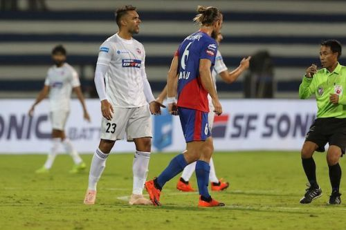 Robin Singh has not impressed for FC Pune City