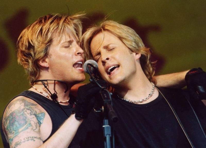 Matthew & Gunnar Nelson / Photo courtesy of Melissa Kucirek