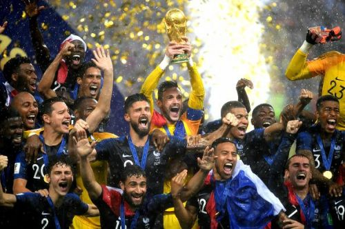France's World Cup win was just one highlight in 2018