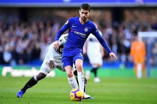 Maurizio Sarri will need to find a way to shield Jorginho and make him space to play his passing game