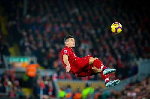 Dejan Lovren has thrown the gauntlet to his Liverpool team-mates