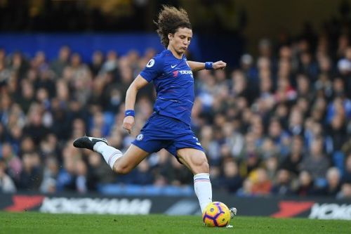 The Brazilian has been essential in Chelsea's defence