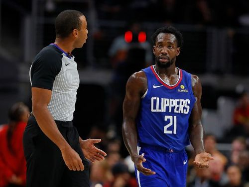 Patrick Beverley has struggled to have much of an effect on the Clippers team this season