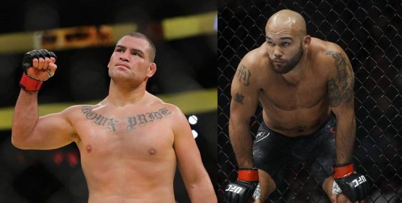 These UFC fighters are violence personified
