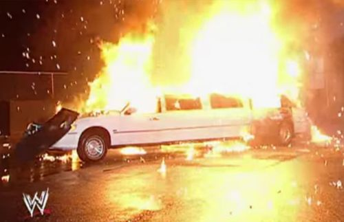 Image result for vince mcmahon explosion
