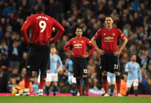 Manchester United has tasted defeat far too many times this season.