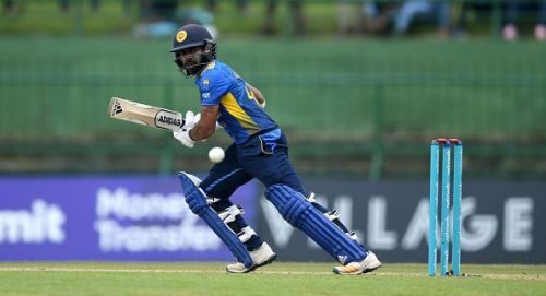 Sri Lanka will be relying on aggressive starts from Niroshan Dickwella.