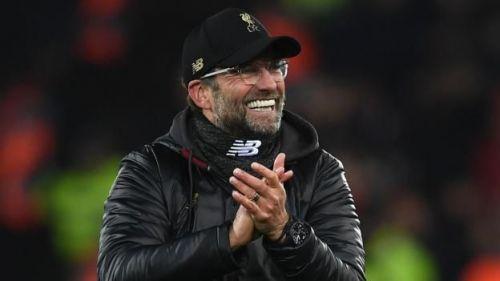 Jurgen Klopp's Liverpool are still unbeaten this season