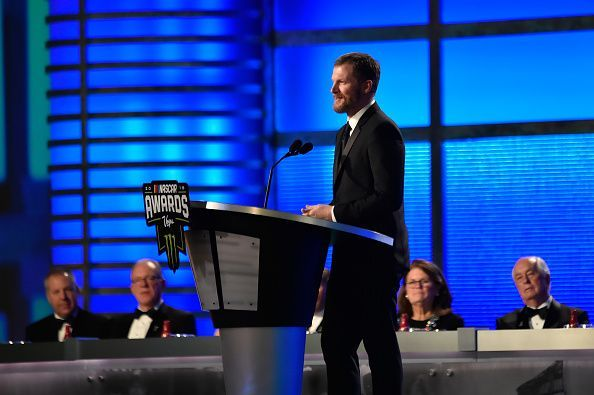Monster Energy NASCAR Cup Series Awards Celebration