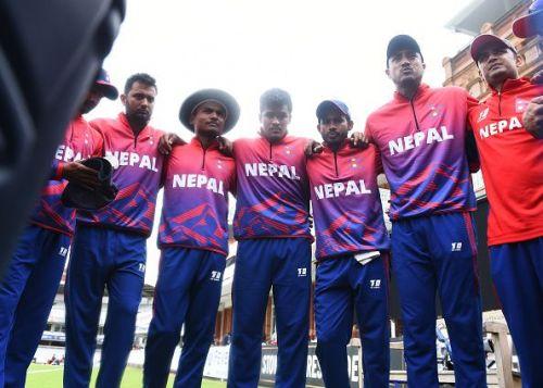 T20 Triangular Tournament - MCC, Nepal & The Netherlands