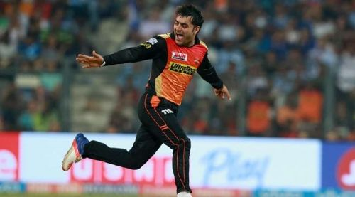Rashid Khan has been one of the top spinners in the IPL