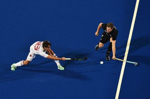 Spain and New Zealand played out a thrilling draw at the Kalinga Stadium