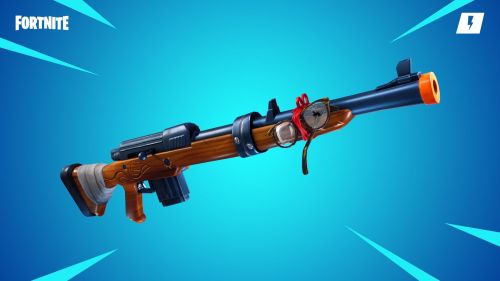 Ralphie's Revenge rifle (Image Courtesy: Epic Games/Fortnite)