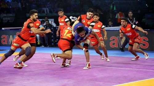 Can the Bulls' defense get their act together against the Telugu Titans?
