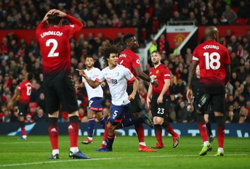 Manchester United have conceded 3 goals from set-piece situations in their last 3matches
