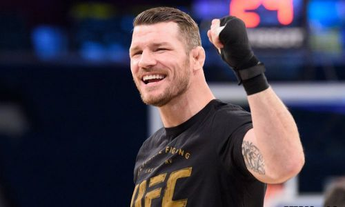 Michael Bisping had a Hall of Fame-worthy career