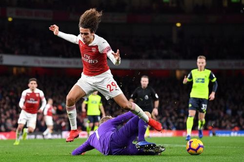 Guendouzi played an important role in the second half