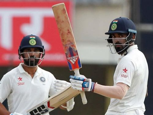 The woeful form of both Vijay and Rahul will keep them out of the playing XI