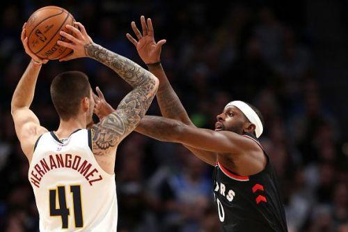 Toronto Raptors v Denver Nuggets