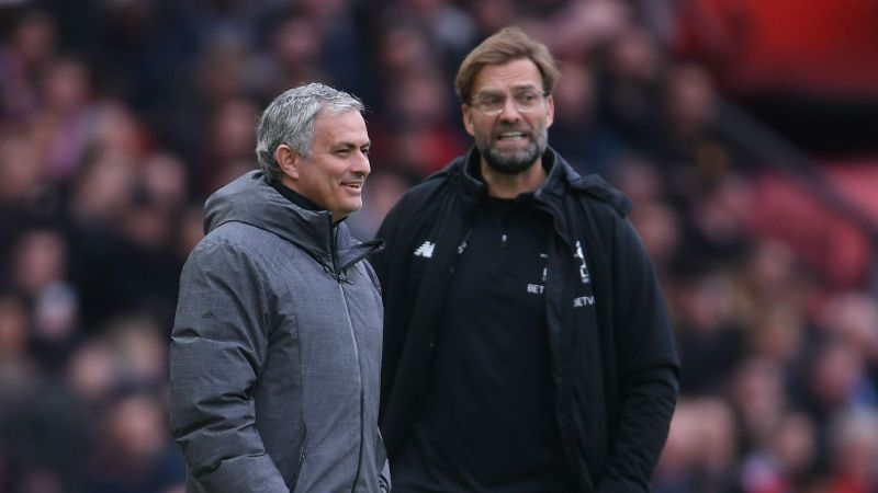 Liverpool v Manchester United: Minding the gap