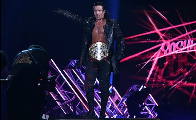 NJPW News: Jay White officially named new leader of Bullet Club