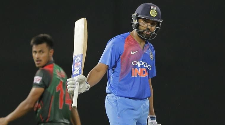 Rohit Sharma has been impressive in the shorter formats of the game in 2018