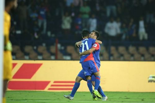 Udanta Singh has eased the goalscoring burden with 3 goals in the last 5 games [Image: ISL]