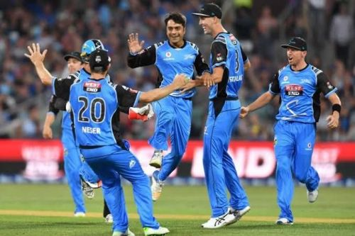 Adelaide Strikers would be eyeing a comeback against Perth