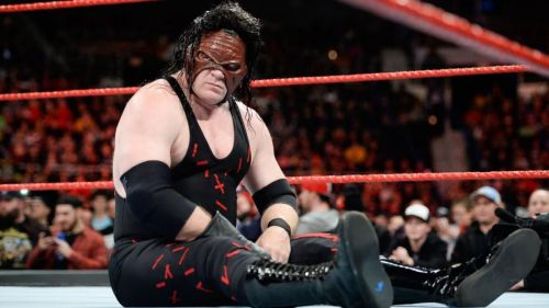 Kane vs Undertaker III?