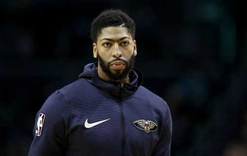 Anthony Davis may be staying put in New Orleans until at least the summer of 2019