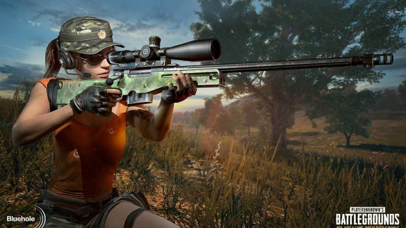 Pubg 5 Trending Indian Female Pubg Mobile Players Playing The Game