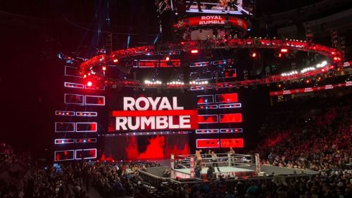 The 2019 Royal Rumble will be held on January 27, 2019