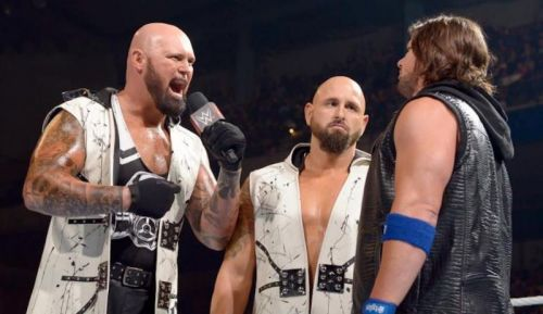 Could AJ Styles, Luke Gallows and Karl Anderson leave WWE?