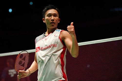 Kento Momota would start his 2019 campaign with this tournament
