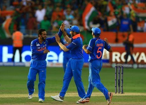 Kedar Jadhav has been an integral part of the Indian team