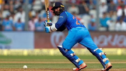 Karthik will be looking to replicate his T20I from in ODIs