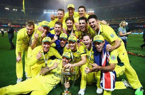 2015 ICC Cricket World Cup: Final