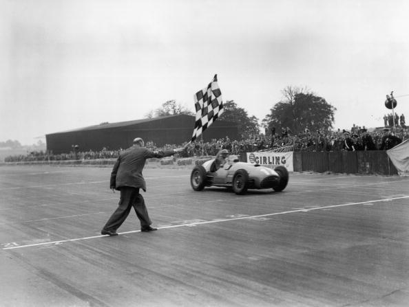 Gonzales Wins in 1950