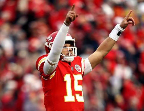 Patrick Mahomes is expected to win the NFL MVP award