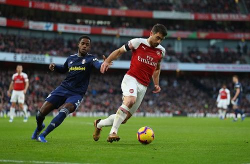 Sokratis has added more toughness in Arsenal's defence
