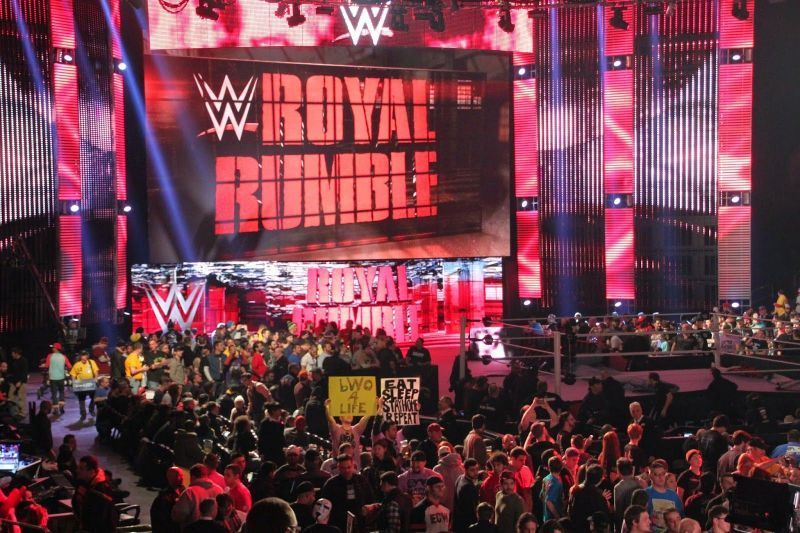 The road to Wrestlemania begins at the Royal Rumble