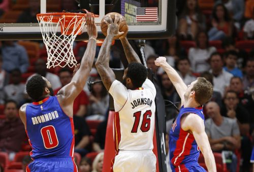 Miami Heat will be taking on the unpredictable Detroit Pistons on Friday