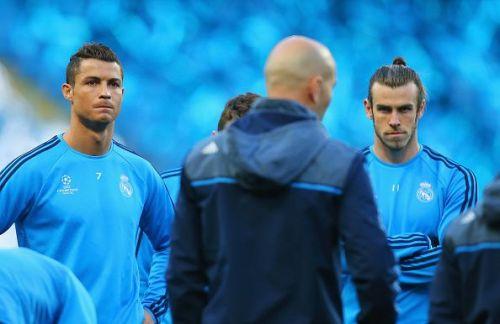 Zinedine Zidane had asked Fiorentino Perez to sell Gareth Bale and extend Ronaldo's stay.