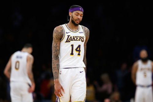 Ingram has been great for the Lakers so far this season